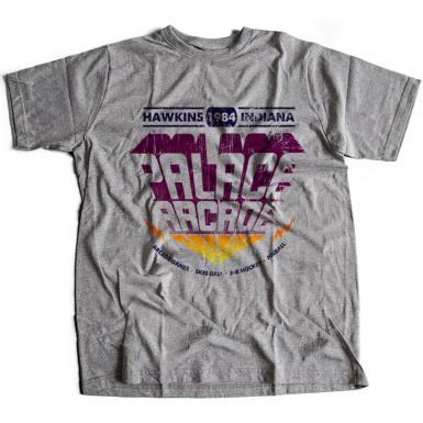 Palace Arcade Mens T-shirt