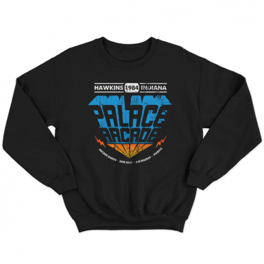 Palace Arcade Unisex Sweatshirt