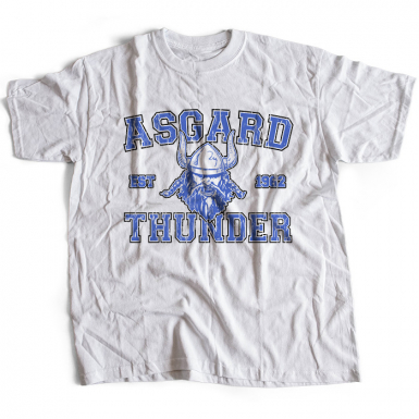 Asgard Thunder Mens T-shirt