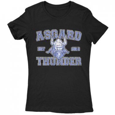Asgard Thunder Womens T-shirt