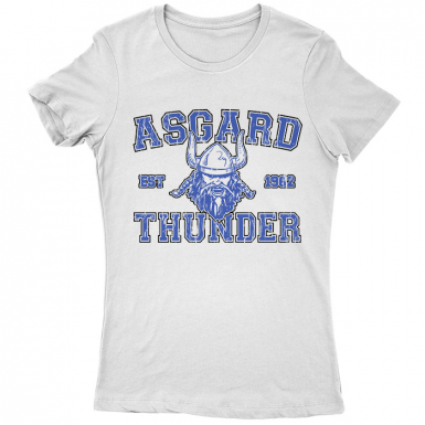 Asgard Thunder Womens T-shirt