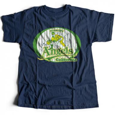 Coast City Angels Mens T-shirt