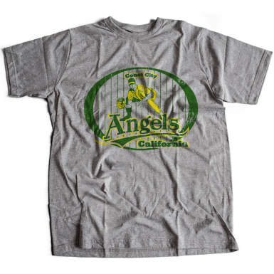 Coast City Angels Mens T-shirt