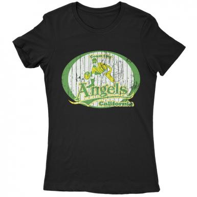 Coast City Angels Womens T-shirt