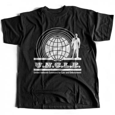 The Man from U.N.C.L.E. Mens T-shirt