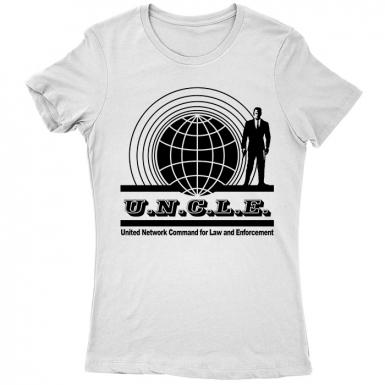 The Man from U.N.C.L.E. Womens T-shirt