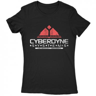 Cyberdyne Systems Womens T-shirt