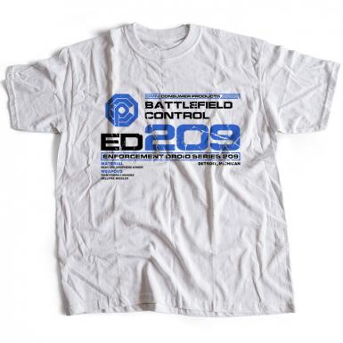 ED-209 Mens T-shirt
