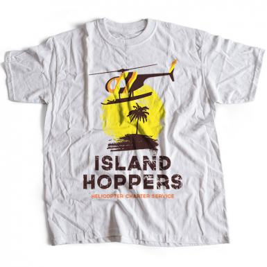TC's Island Hoppers Mens T-shirt