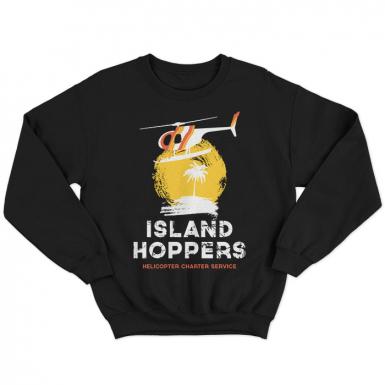 TC's Island Hoppers Unisex Sweatshirt