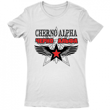 Cherno Alpha Womens T-shirt