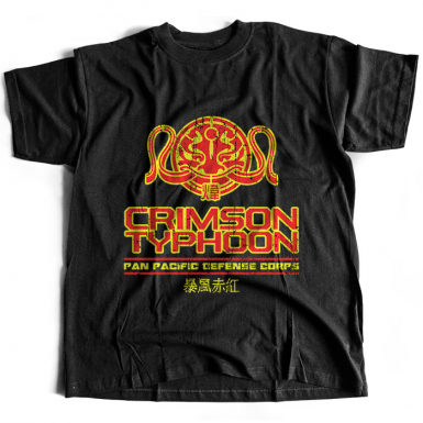 Crimson Typhoon Mens T-shirt