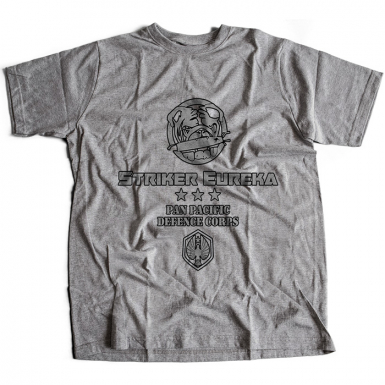 Striker Eureka Mens T-shirt