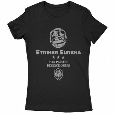 Striker Eureka Womens T-shirt