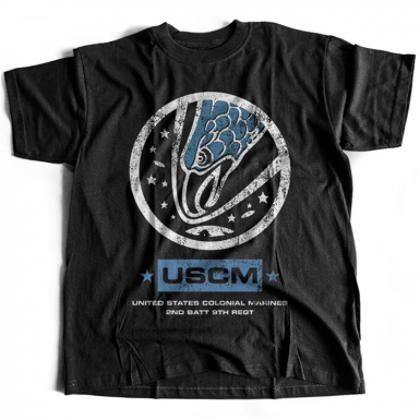 USCM Mens T-shirt