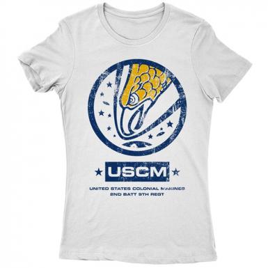 USCM Womens T-shirt