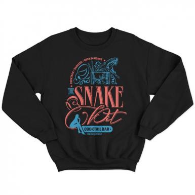 The Snake Pit Unisex Sweatshirt