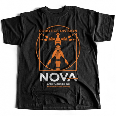 Nova Laboratories Inc Mens T-shirt