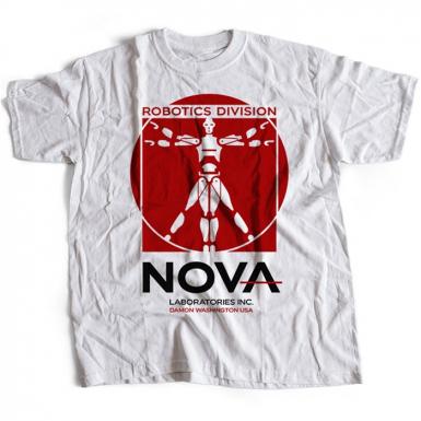 Nova Laboratories Inc Mens T-shirt
