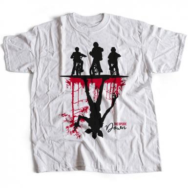 Upside Down Mens T-shirt