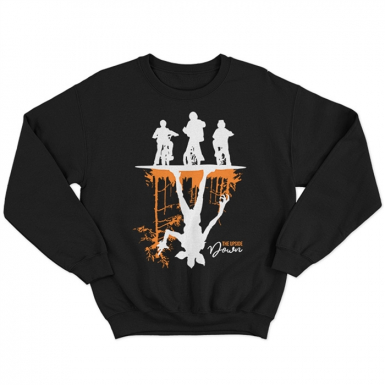 Upside Down Unisex Sweatshirt