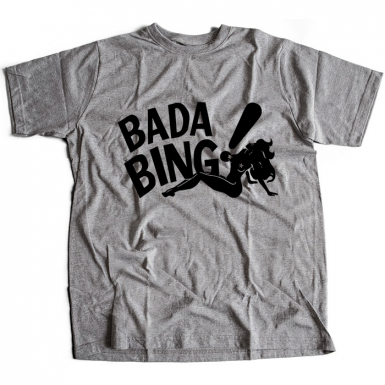 Bada Bing Club Mens T-shirt