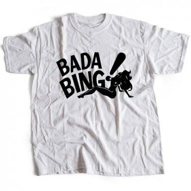 Bada Bing Club Mens T-shirt