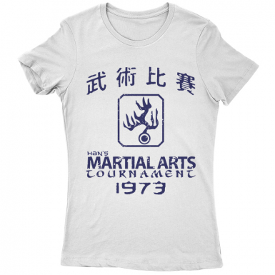 Han's Tournament Womens T-shirt