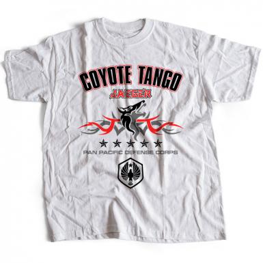 Coyote Tango Mens T-shirt
