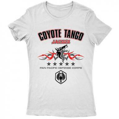 Coyote Tango Womens T-shirt