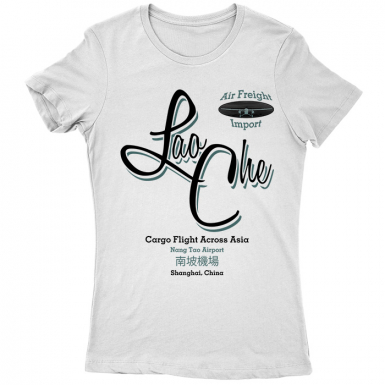 Lao Che Air Freight Womens T-shirt