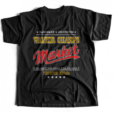 Walter Chang's Market Mens T-shirt