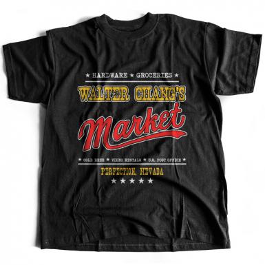 Walter Chang's Market Mens T-shirt