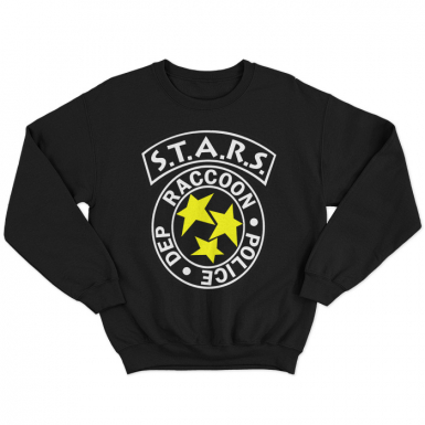 Racoon City Unisex Sweatshirt