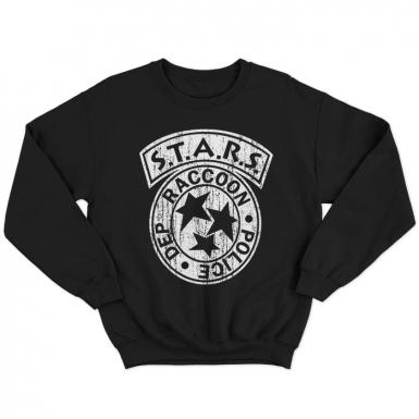 Racoon City Unisex Sweatshirt