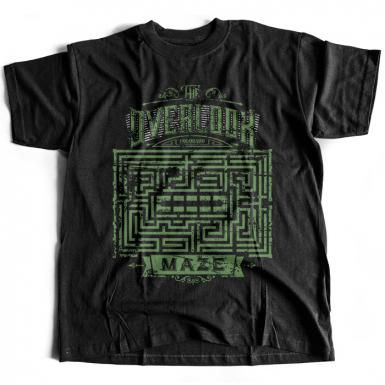 The Overlook Maze Mens T-shirt