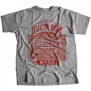 The Overlook Maze Mens T-shirt
