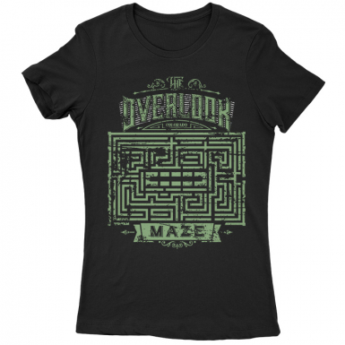 The Overlook Maze Womens T-shirt