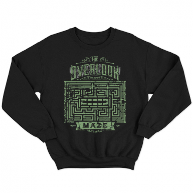 The Overlook Maze Unisex Sweatshirt