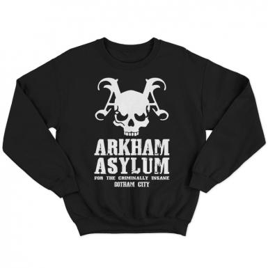 Arkham Asylum Unisex Sweatshirt