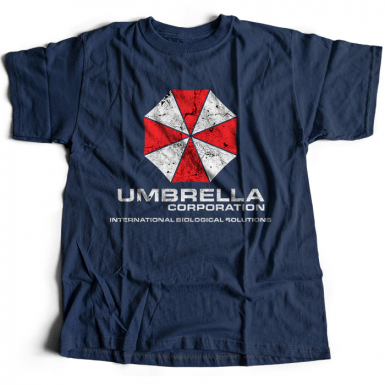 Umbrella Corporation Mens T-shirt