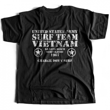Surf Team Vietnam Mens T-shirt