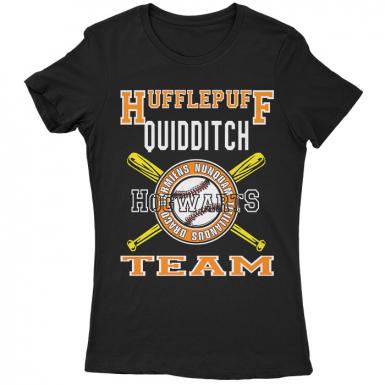 Hufflepuff Team Womens T-shirt