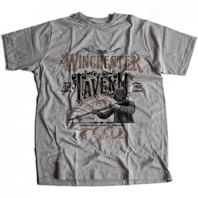 Winchester Tavern Mens T-shirt