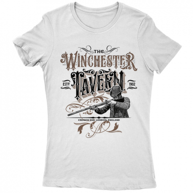 Winchester Tavern Womens T-shirt