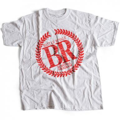 Battle Royale Mens T-shirt