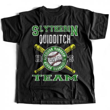 Slytherin Team Mens T-shirt
