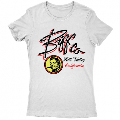 Biff Co Womens T-shirt
