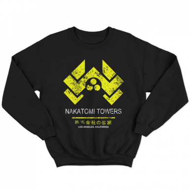 Nakatomi Towers Unisex Sweatshirt
