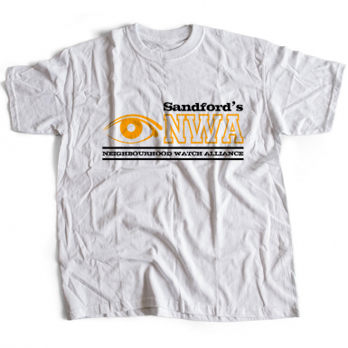 NWA Neighbourhood Watch Alliance Mens T-shirt